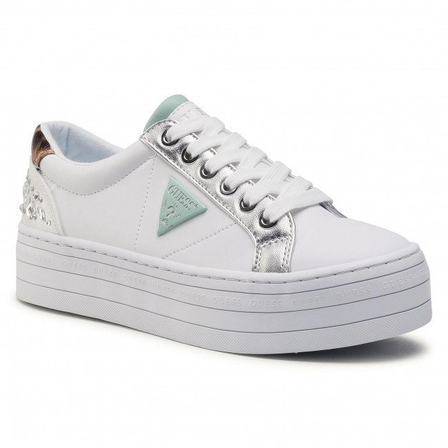 Sneakers GUESS - Brodey 3 FL5YB3 ELE12 WHISI