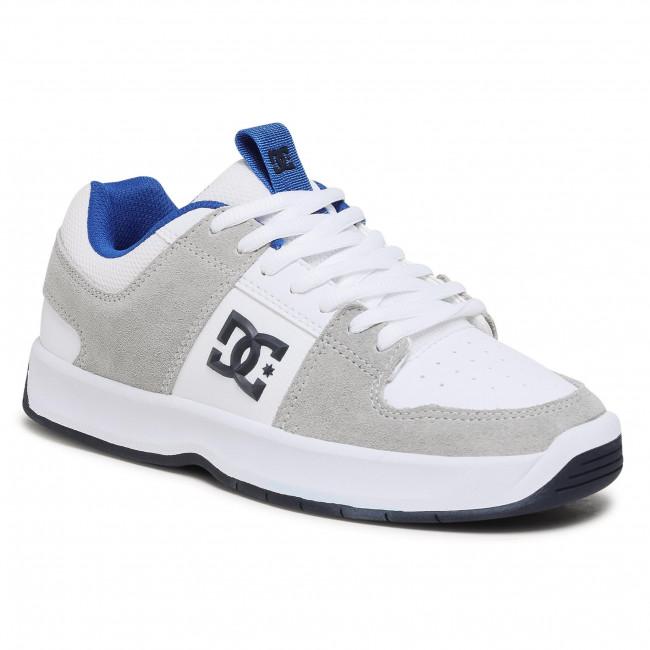 Sneakers DC - Lynx Zero ADYS100615 White/Blue/Grey (Xwbs)