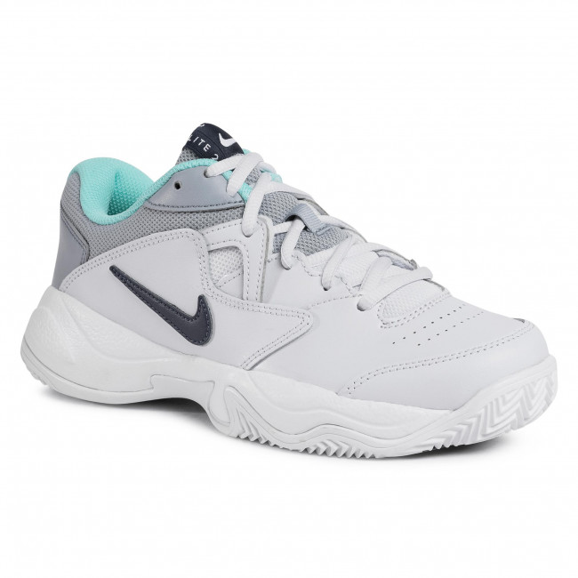 Scarpe NIKE - Court Lite 2 Cly BQ9661 004 Football Grey/Midnight Navy