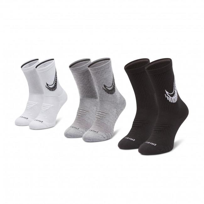 Set di 3 paia di calzini lunghi unisex NIKE - CN0789 902