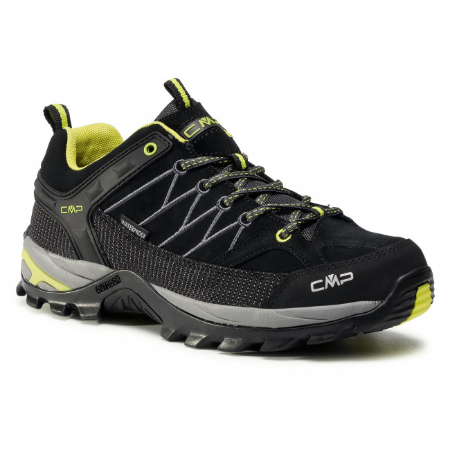 Scarpe da trekking CMP - Rigel Low Trekking Shoes Wp 3Q13247 Nero U901