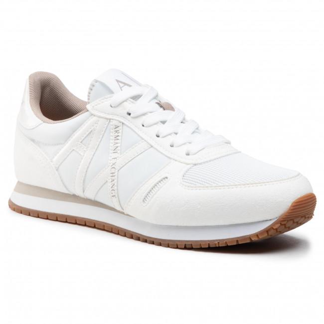 Sneakers ARMANI EXCHANGE - XDX031 XCC62 K507  O.White/Stone