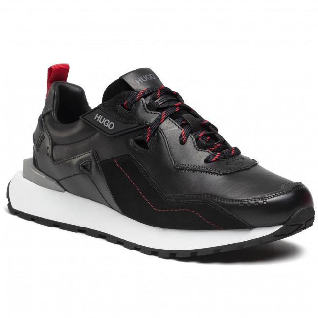 Sneakers HUGO - Cubite 50445699 10214384 01 Black 001