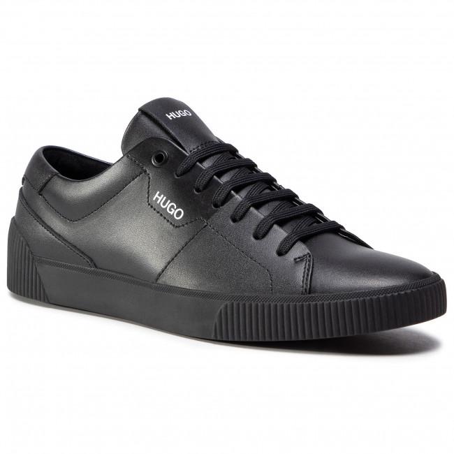 Sneakers HUGO - Zero 50445714 10228535 01 Black 001