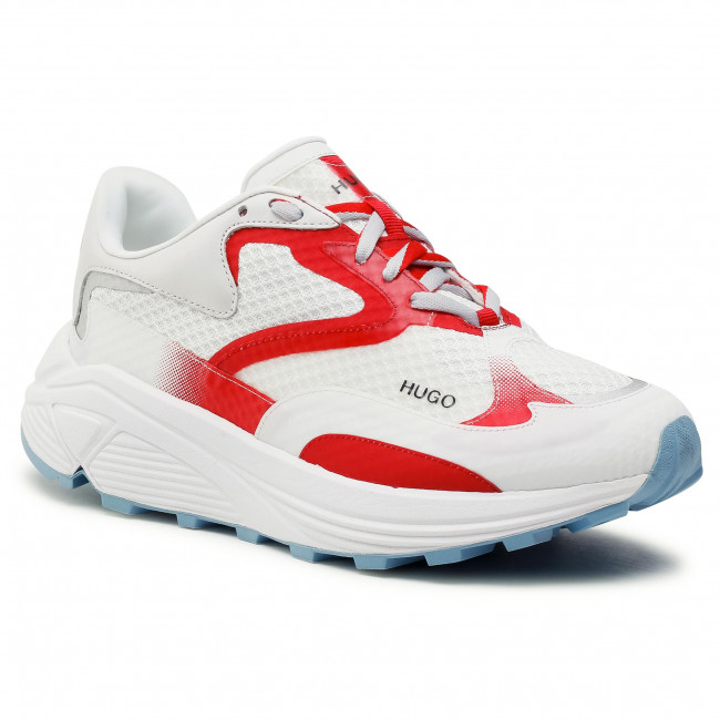 Sneakers HUGO - Horizon 50447295 10233122 121 Open White 121