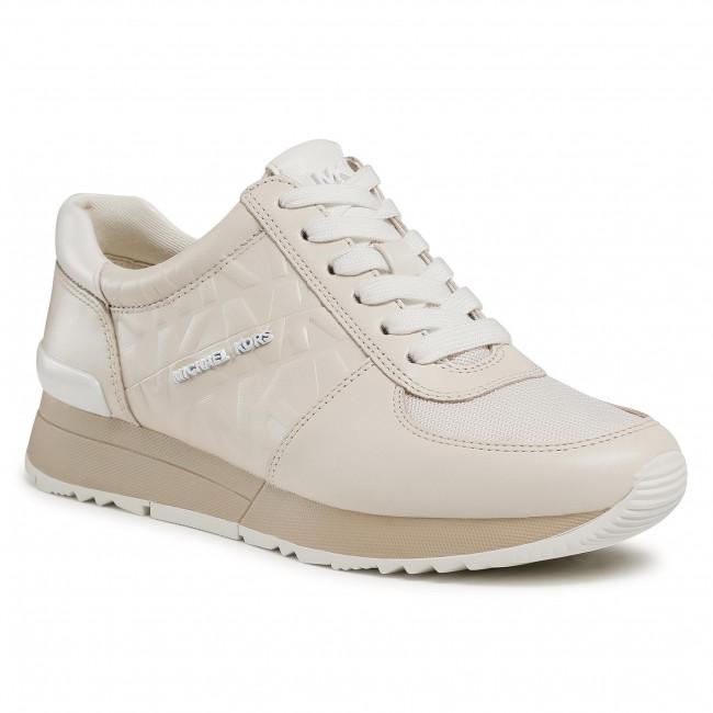 Sneakers MICHAEL MICHAEL KORS - Allie Trainer 43R1ALFS3L Lt Cream