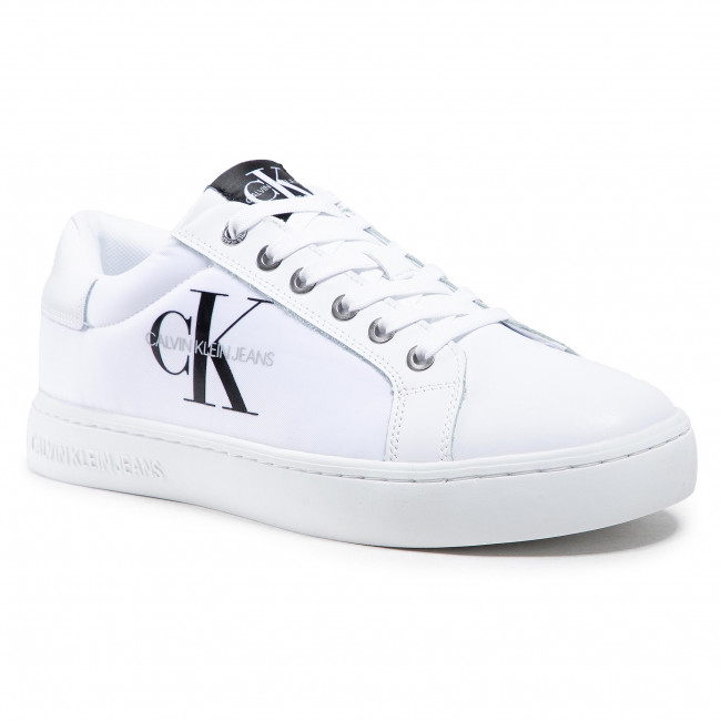 Sneakers CALVIN KLEIN JEANS - Cupsole Sneaker Laceup YM0YM00029 Bright White YAF