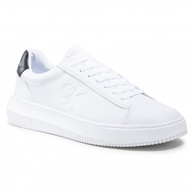 Sneakers CALVIN KLEIN JEANS - Chunky YM0YM00036 Bright White YAF