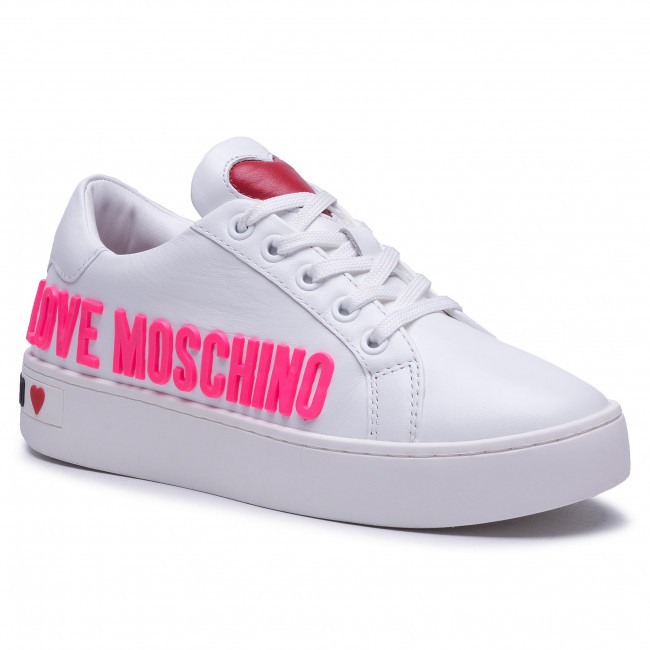 Sneakers LOVE MOSCHINO - JA15113G1CIAF100  Bianco