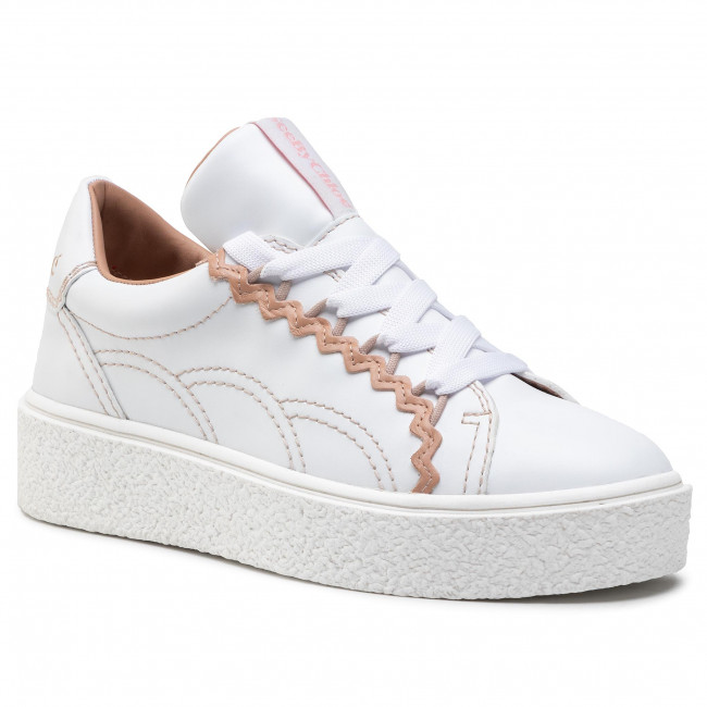 Sneakers SEE BY CHLOÉ - SB36001A  White 005