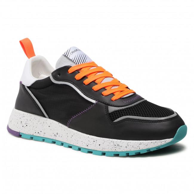 Sneakers CRIME LONDON - Extra Light Runner 11111PP3.20 Nero