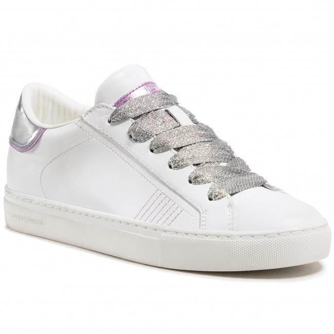 Sneakers CRIME LONDON - Low Top Essential 25615PP3.10 Bianco