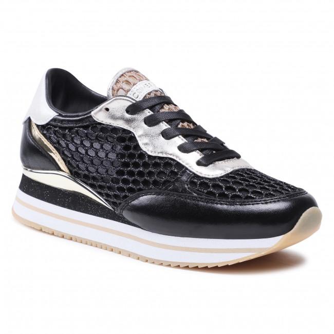 Sneakers CRIME LONDON - Stripe Runner 25731PP3.20 Black