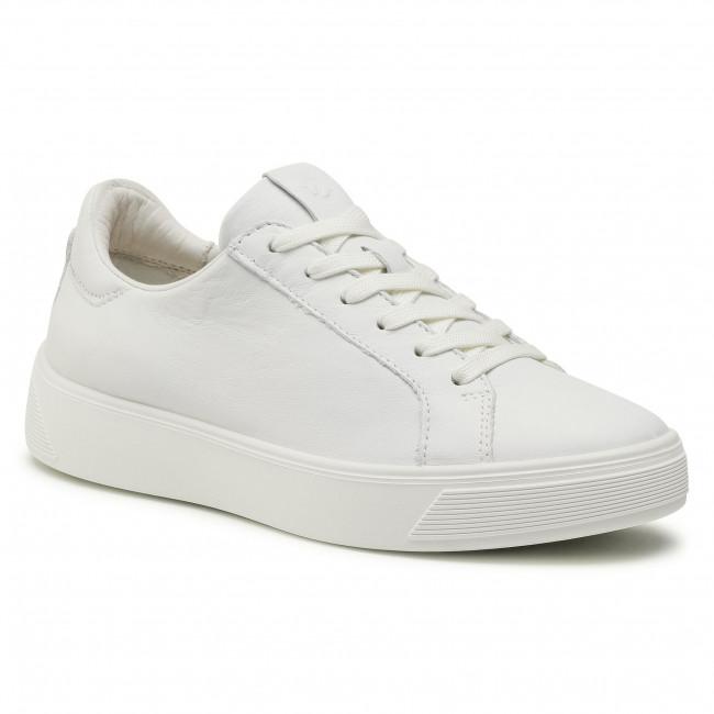 Sneakers ECCO - Street Tray W 29114301007  White