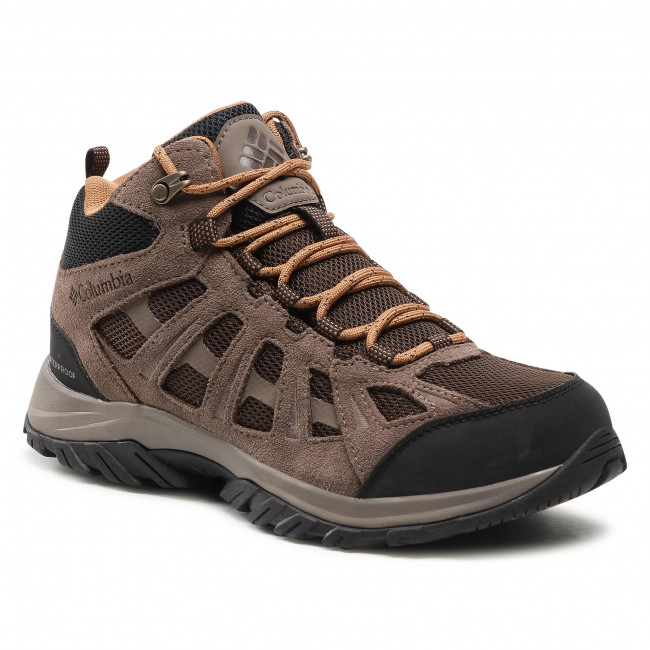 Scarpe da trekking COLUMBIA - Redmond III Mid Waterproof BM0168 Cordovan/Elk 231