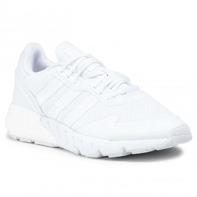 Scarpe adidas - Zx 1k Boost J S42589 Cloud White/Cloud White/Cloud White