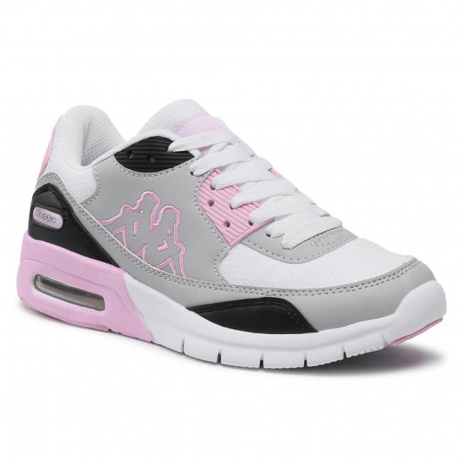 Sneakers KAPPA - Harlem II Tc 242175TC White/Flieder 1024