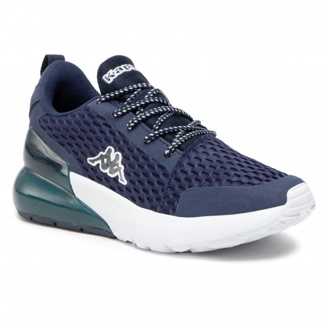 Sneakers KAPPA - Colp 242841 Navy/White 6710