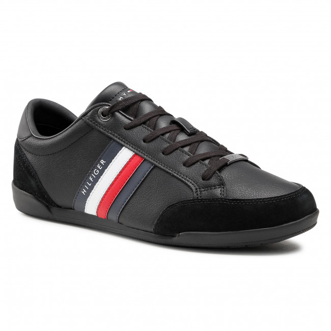 Sneakers TOMMY HILFIGER - Corporate Material Mix Cupsole FM0FM03429 BDS