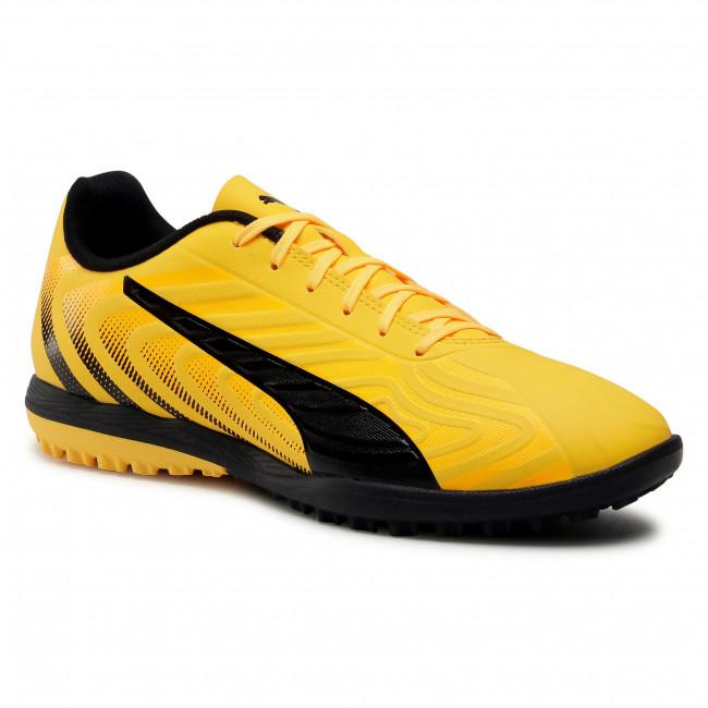 Scarpe PUMA - One 20.4 Tt 105833 01 Yellow/Puma Black/Orange