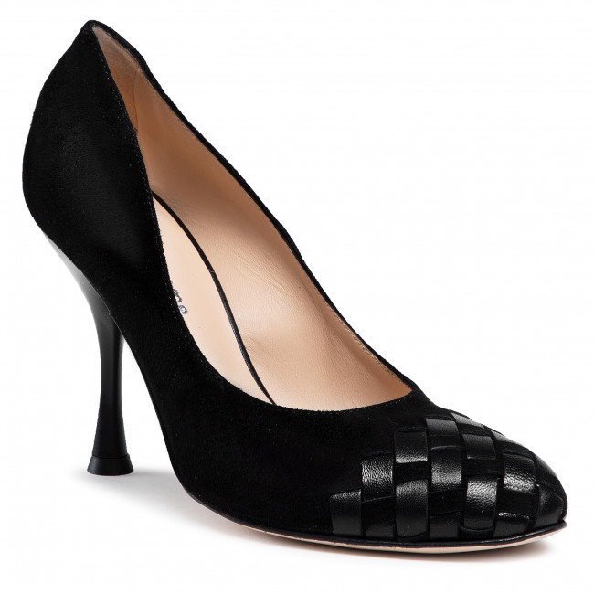 Scarpe stiletto SOLO FEMME - 98506-01-020/A19-04-00 Czarny