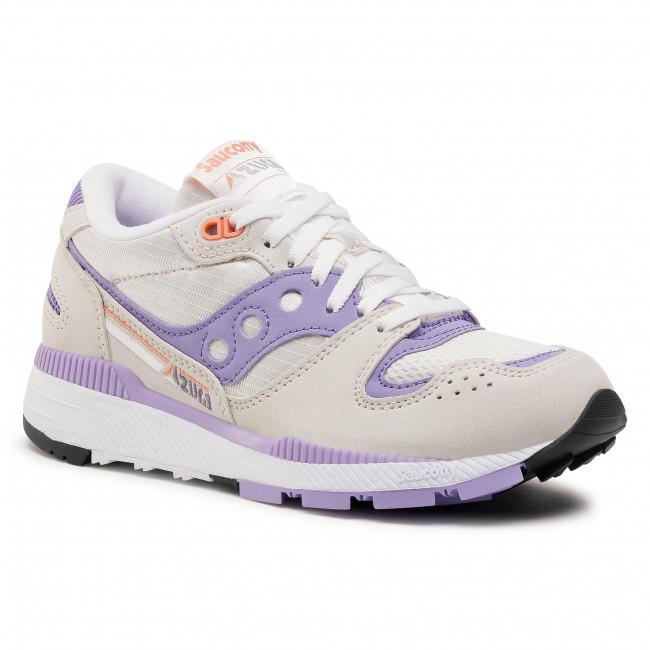 Sneakers SAUCONY - Azura S60437-31 Wht/Lav