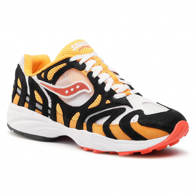 Sneakers SAUCONY - Grid Azura 2000 S70491-1 Wht/Org/Blk