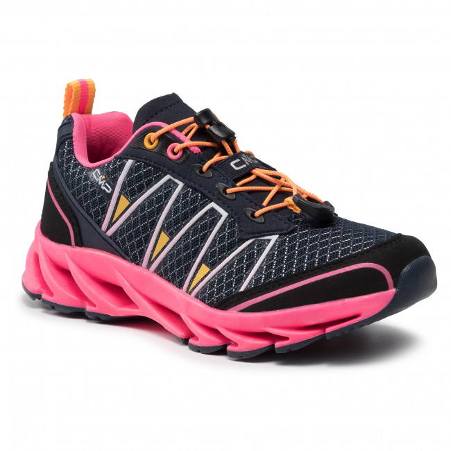 Scarpe da trekking CMP - Kids Altak Trail Shoe 2.0 30Q9674J Asphalt/Gloss