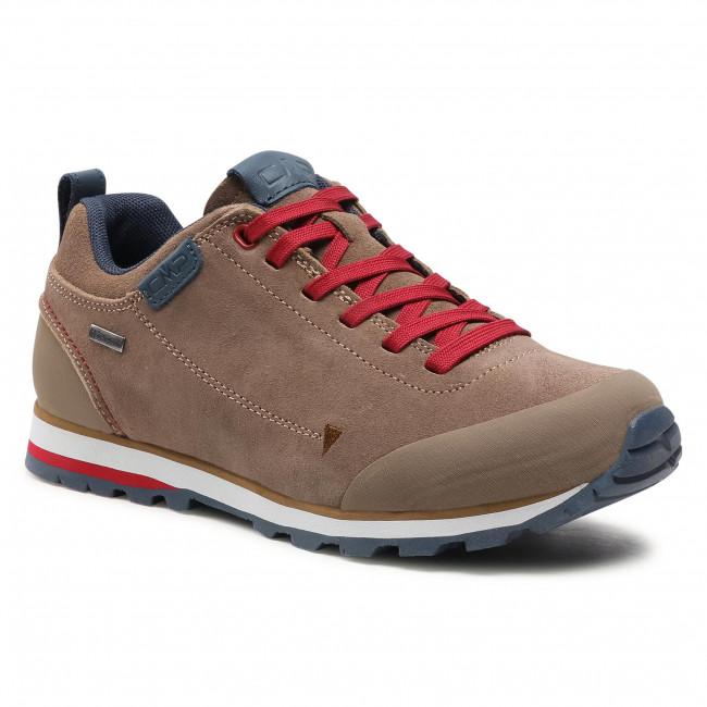 Scarpe da trekking CMP - Elettra Low Hiking Shoe Wp 38Q4617 Castoro P773