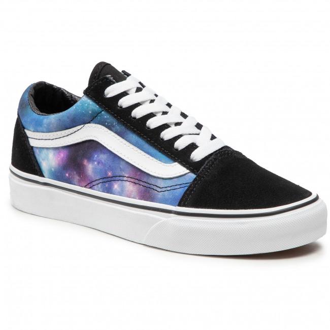 Sneakers VANS - Old Skool VN0A3WKTG4F1 (Galaxy) Black/True White