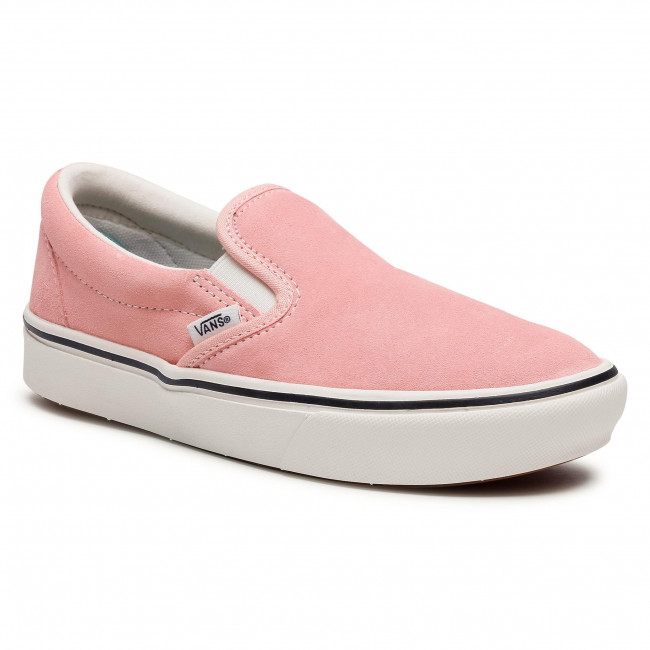 Scarpe sportive VANS - Comfycush Slip-On VN0A3WMD4CW1 (Color Pack) Peach Pearl