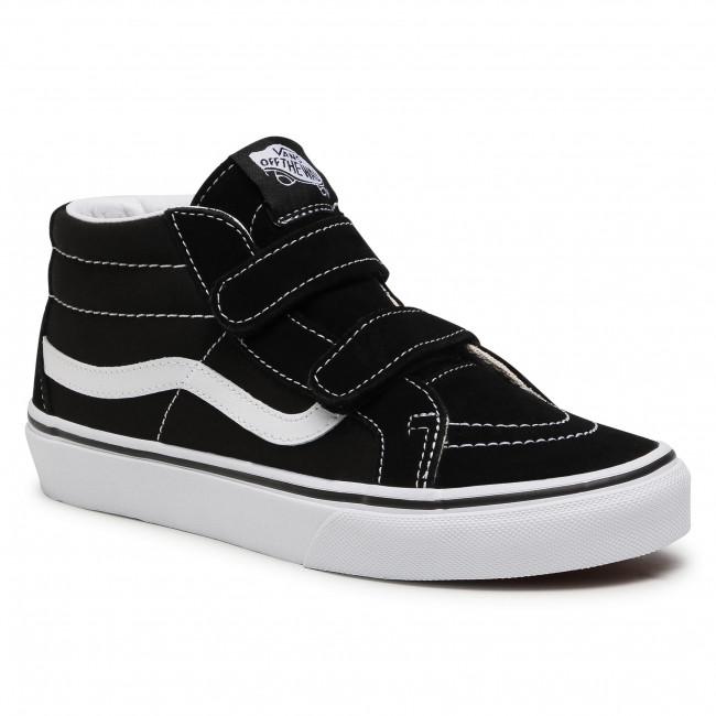 Sneakers VANS - Sk8-Mid Reissue V VN0A4UI56BT1  Black/True White