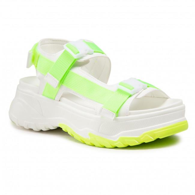 Sandali KEDDO - 517655/01-05 White/Light Green