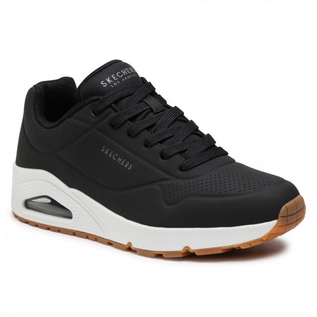 Sneakers SKECHERS - Stand On Air 52458/BLK Black