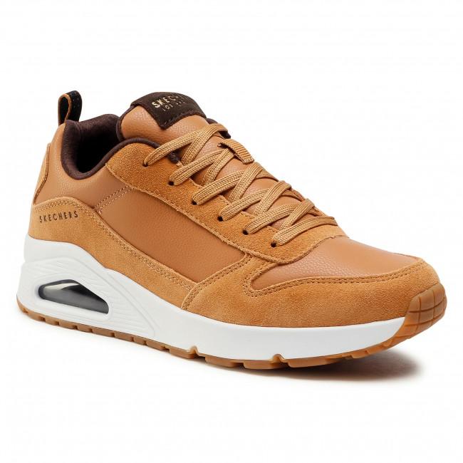 Sneakers SKECHERS - Uno-Stacre 52468/WSK  Whiskey