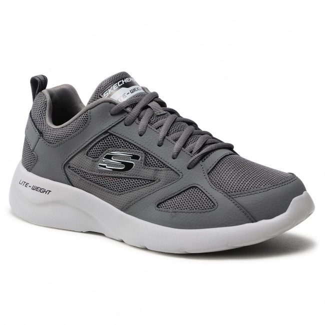 Scarpe SKECHERS - Fallford 58363/CCBK  Charcoal/Black
