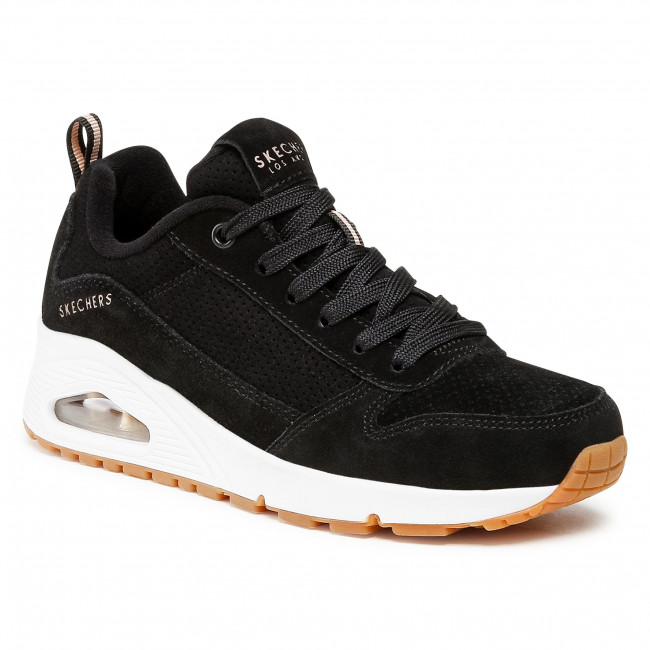 Sneakers SKECHERS - Two For The Show 73672/BLK Black