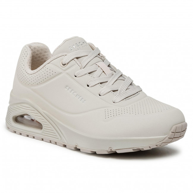 Sneakers SKECHERS - Stand On Air 73690/OFWT Off White