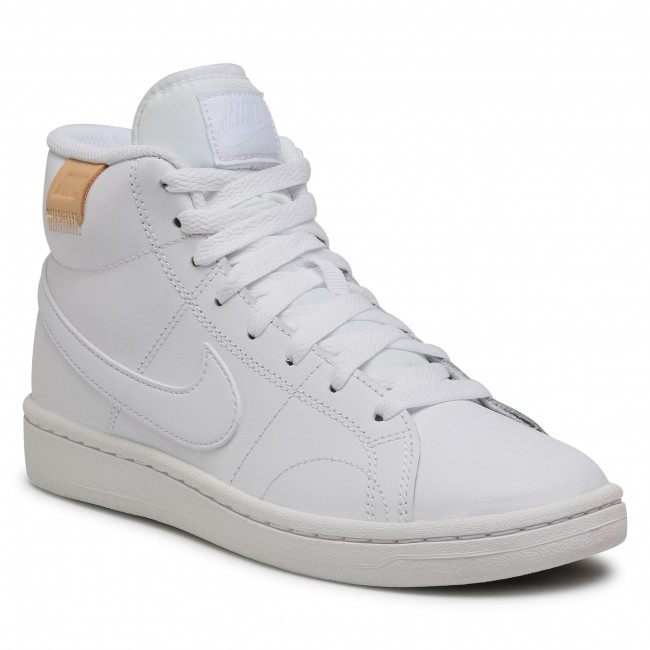 Scarpe NIKE - Court Royale 2 Mid CT1725 100 White/White