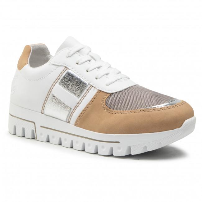 Sneakers RIEKER - L2802-62 Weiss Kombi