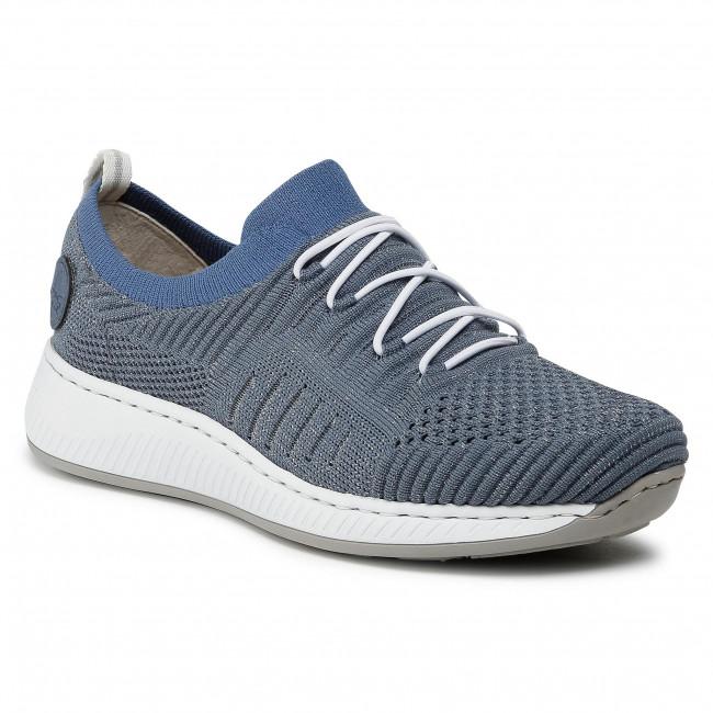 Sneakers RIEKER - N5543-15 Blau