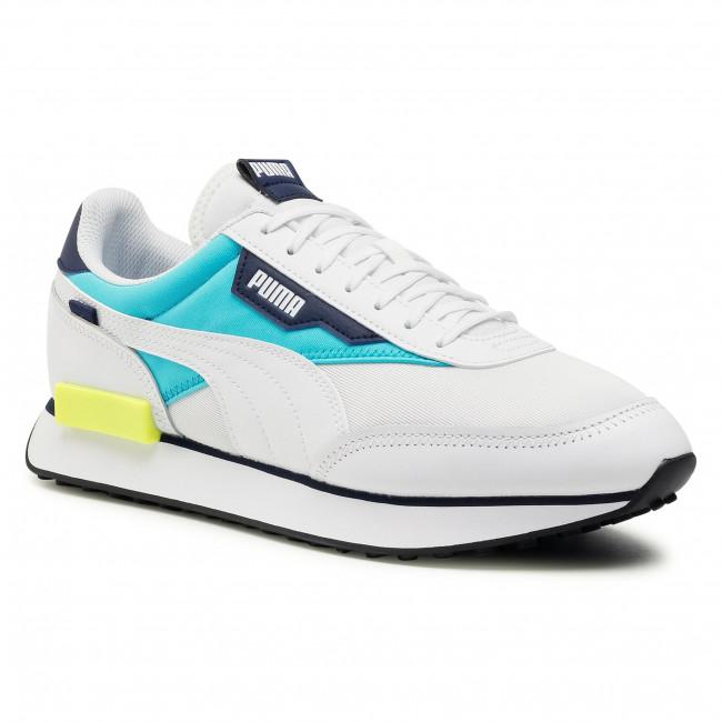 Sneakers PUMA - Future Rider Sprint 374995 01 Puma White/Scuba Blue