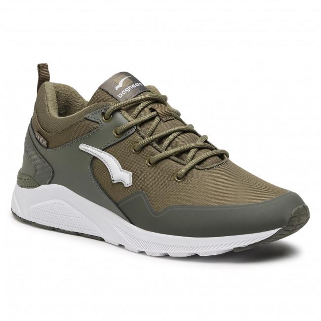 Sneakers BAGHEERA - Pulse 86422-37 C3408 Green/White