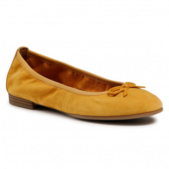 Ballerine TAMARIS - 1-22116-26 Mango Suede 610