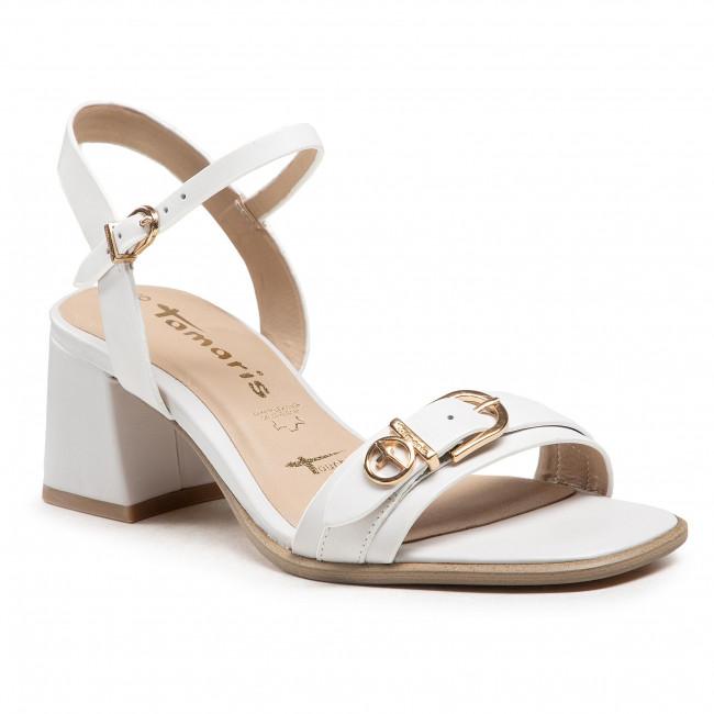 Sandali TAMARIS - 1-28010-26 White 100
