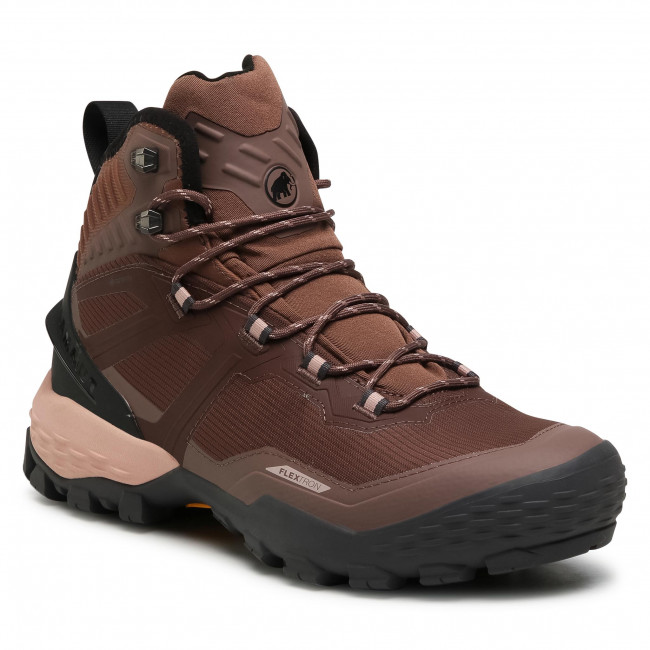 Scarpe da trekking MAMMUT - Ducan Pro High Gtx GORE-TEX 3030-04070-7482-1040 Deep Taupe/Dark Deep Taupe