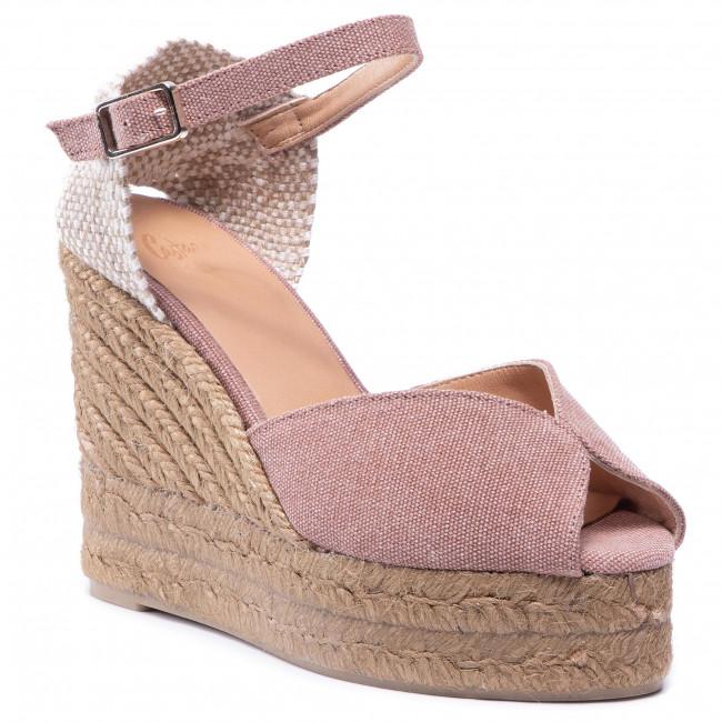 Espadrillas CASTAÑER - Bianca T/8ED/002 22370816 Dusty Pink