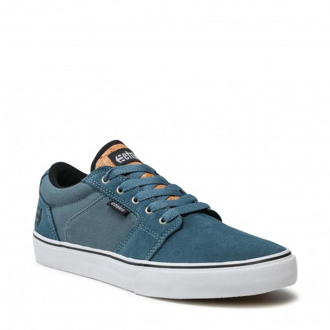 Sneakers ETNIES - Berge Ls 4101000351 Blue/White 442