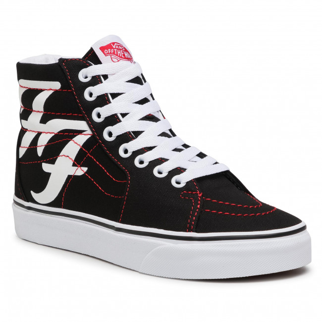Sneakers VANS - Sk8-Hi VN0A4U3C2GB1 (Foo Fighters)25thanvrsry