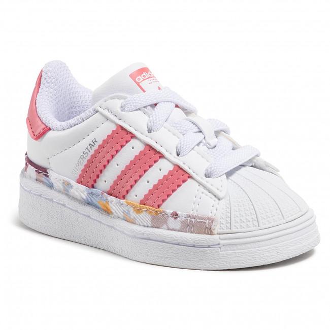 Scarpe adidas - Superstar El I FY5375  Ftwwht/Hazros/Hazros